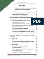 Estudio de La Demanda Social Finanzas