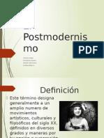 El Postmodernismo en Peru