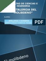 Metalúrgia del Molibdeno (1).pptx