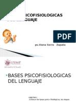 Bases Psicofisiológicas Del Lenguaje