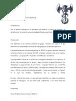 Síntesis e identificación de aldehídos.