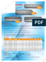 DNE Air Curtain-Catalog