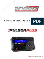 Manual Pandoo Pulser Plus