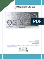 Tutorial QGIS 2.2 Valmiera