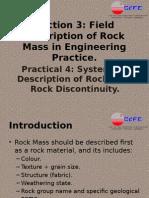 Chapter 4 Rock Mass (1)