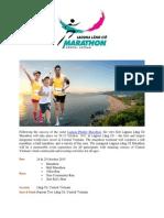 Laguna Lang Co Marathon - Laguna Phuket Marathon