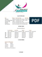 Laguna Lang Co Marathon - Race Detail