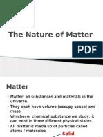 Ch 2_Nature of Matter