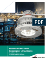 HazardGard EVLL LED Brochure