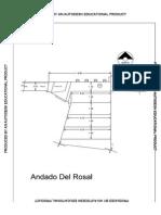 Andador Del Rosal-Model
