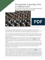 China's Military Presence