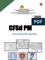Ética Policial Militar CFSD PM 2015