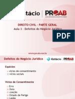 direito civil aula_3