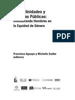 Barker y Greene - Reflexiones Sobre La Inclusión de Los Hombres y Las Masculinidades en Las Políticas Públicas