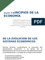Los Principios de La Economía