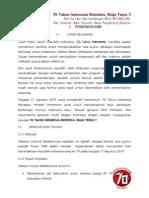 Proposal 17an Indonesia 70 Tahun