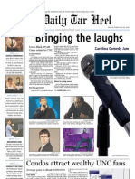 The Daily Tar Heel for Feb. 26, 2010