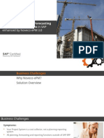 Project Cost Planning and Forecasting in SAP Solution Overview