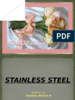 Stainless Steel Ppt