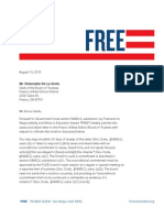 FREE - Brown Act Cease & Desist Letter