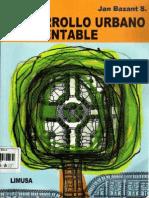 Jan Bazant - Hacia Un Desarrollo Urbano Sustentable
