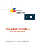 Instructivo Extra Escolares