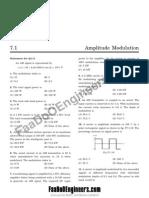 Module 7- Amplitude Modulation