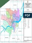 Peta Administrasi Palembang