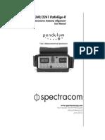 PEN9-9990-2240 Path Align-R Manual Rev D
