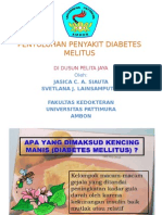 Penyuluhan Penyakit Diabetes Melitus