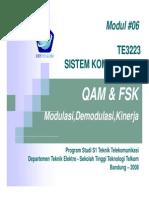 Modul_06 Siskom2_QAM & FSK