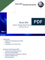 SAP Stuart Bell