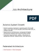 Avionics Architecture Powerpoint