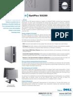 Optix Sx280 Dell
