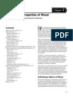 Wood Parameters
