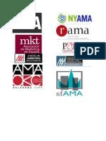 AMA Logo Examples
