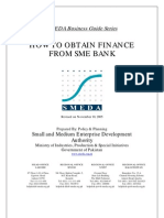 How to Obtain Finance From SME Bank