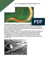 Pirámides de Paratoari - Las Enigmáticas Pirámides Ocultas en El Amazonas