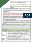 Alok Anand_Career Snapshot_Ver 1.0