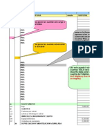 Sistema de Excel