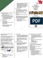 Checklist En TU Berlin