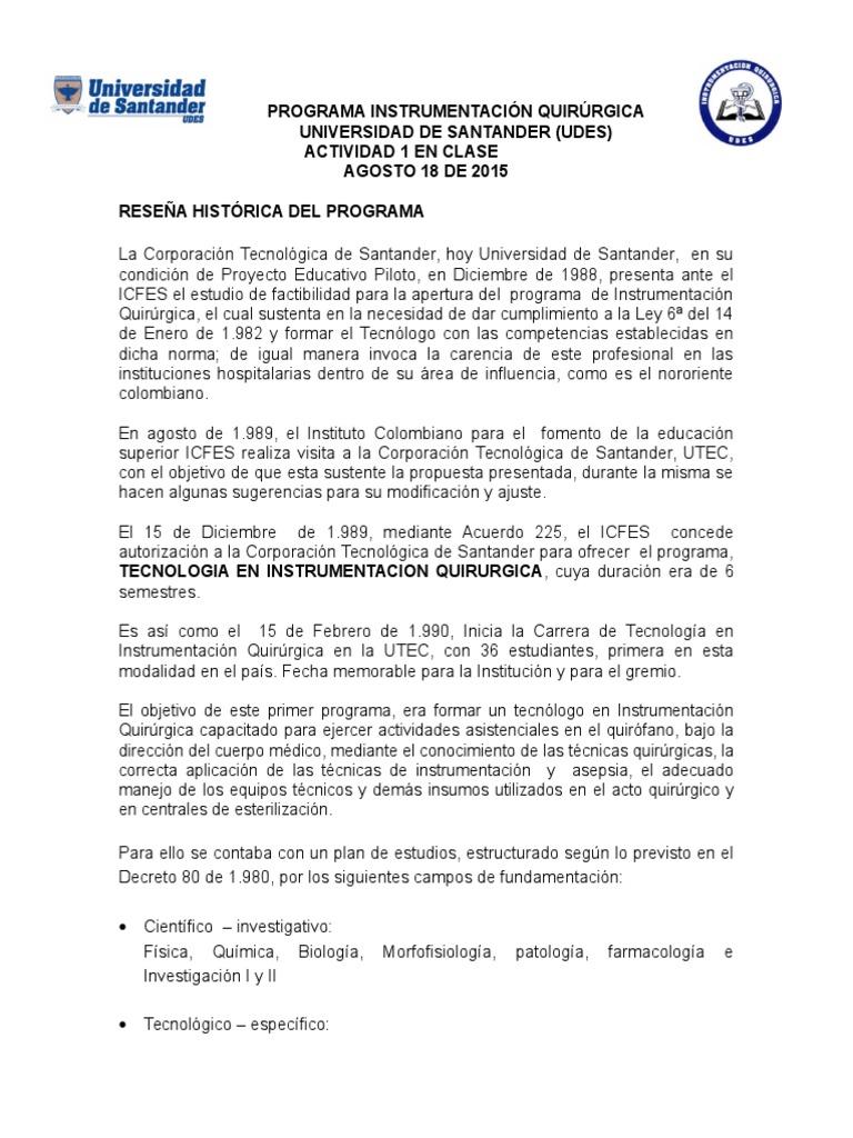 Bonito Muestra De Curriculum Quirúrgico Tecnología Imagen - Ejemplo ...