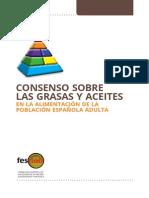 Consenso Sobre Las Grasas y Aceites 2015