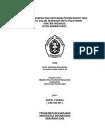 ANTIN YOHANA. Tesis Kepuasan Pasien PDF-libre