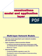 Model and Application
