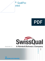 Manual - QualiPoc Remote Control