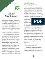 Dietary Supplements AP