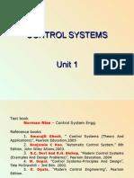 control systems basics