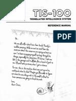 TIS-100 Reference Manual