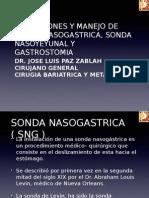 Platica Sondas - Dr Jose Luis Paz Zablah
